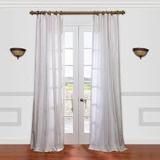 White Silk Curtains Decoration Beautiful Silk Curtains For Home Decor Mpmaloneylaw