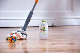 Laminate Floor Sticky After Cleaning Amazon Com Babyganics Floor Cleaner Concentrate Fragrance Free