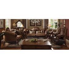 sofa dresden acme united golden brown sofa loveseat 2p sofa set dresden