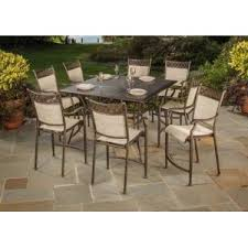 Counter Height Patio Chairs Get Your Patio Set Patio Furniture And Outdoor Chairs Rc