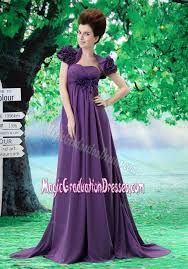 8th grade graduation dresses purple graduation dresses for 8th grade with handmade flower
