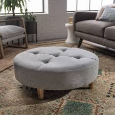 ottomans u0026 footstools storage table pouf u0026 more