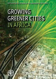 bureau ex utif growing greener cities in africa pdf available