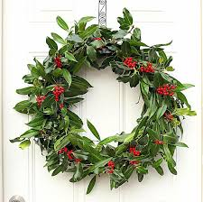 fresh wreaths a fresh evergreen wreath hometalk