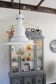 Farmhouse Pendant Lights by Ikea Ottava Pendant Light Makeover Life On Shady Lane