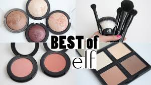 best of elf my favorite affordable e l f makeup products