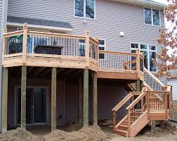 best 25 two story deck ideas ideas on pinterest two story deck