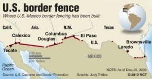 map usa mexico border illegal immigration 4 maps one lawsuit digital mugwump are