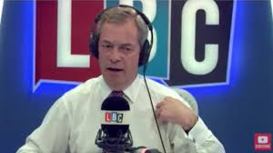 Daily Express News Desk Danish Radio Caller Labels Nigel Farage A U0027true Internationalist