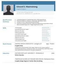 modern resume format 283 free resume templates in microsoft word