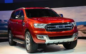 2016 Ford Everest 2016 Ford Everest Wallpapers9
