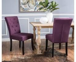 purple dining chairs purple dining chairs design ideas room set thesoundlapse com