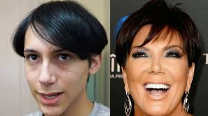kris jenner hair my hair routine youtube