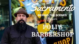 poli u0027s barbershop presented by sacramento behind the scenes