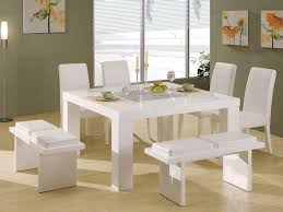 white dining room sets modern white dining room ebizby design