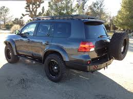 lexus lx470 turbo kit offroad overland expedition conversion for land cruiser 200
