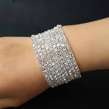 rhinestone bangles bracelet images 2017 new pulseira masculina bangles pulseiras rhinestone spiral jpg