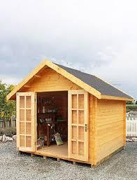 your own garden getaway wooden garden sheds nz sheshed