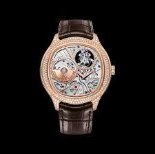 piaget tourbillon g0a38058 piaget emperador coussin tourbillon pink gold diamond