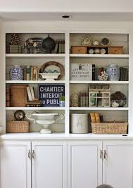 Pinterest Bookshelf by Bookcase Styling Via Jill Meyers Meyers Meyers Hinson For The