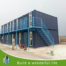 2016 new design china flat pack container house flat pack