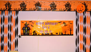 halloween themed birthday halloween birthday banners u2013 fun for halloween