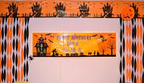 halloween birthday banners u2013 fun for halloween