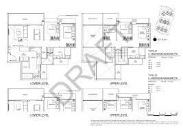 inz residence executive condominium u2013 floor plan u2013 inz residences