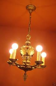 High Quality Chandeliers 1920s Halcolite Chandelier High Quality