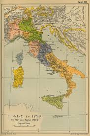 Parma Italy Map by Historical Maps Of Italy