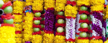 hindu garland trazee travel quiz what is your favorite indian garland flower