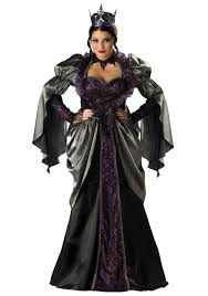 Party Costumes Halloween Evil Queen Evil Queen Size Costume Evil Villians