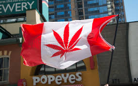 History Of Canadian Flag A Guide To Cannabis Possession Laws In Canada Leafly