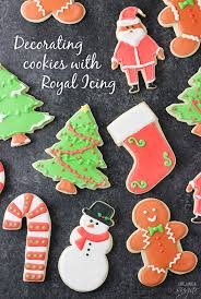 how to decorate cookies with royal icing recipe sugar cookies