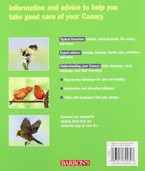 canaries complete pet owner u0027s manuals thomas haupt