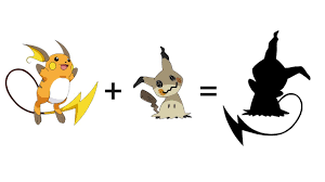 cartoon cockatiel pokemon fusion requests 79 mimikyu raichu youtube