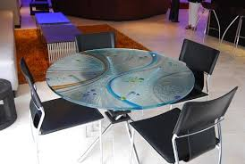 glass table tops glass table top artistry in glass