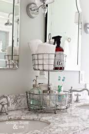 Best Bathroom Storage Ideas Picturesque Best 25 Bathroom Counter Storage Ideas On Pinterest At