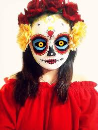 La Muerte Costume Cosplay La Muerte The Book Of Life By Rainybaxx On Deviantart