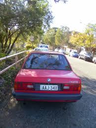 2 door compact cars aussie old parked cars 1990 bmw 318i 2 door sedan e30