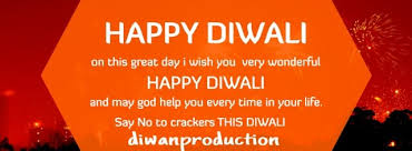 wish them all a happy diwali and your family