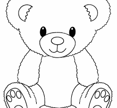lovely coloring pages teddy bears 60 with additional pictures with