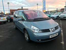 used renault grand espace cars for sale motors co uk