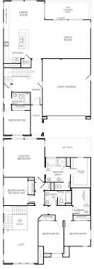 pardee homes floor plans plan 49 vantage inland empire pardee homes vantage homes