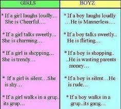 Boy Girl Memes - what are some of the funniest boys vs girls memes quora