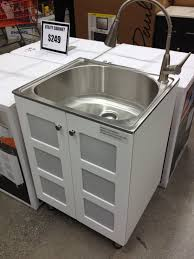 metal kitchen sink and cabinet combo stainless steel kitchen sink cabinet combo page 1 line