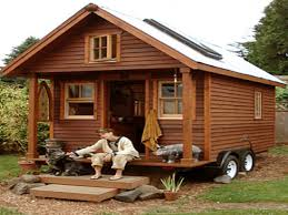 Modern Tiny Houses by Off Grid Modern Tiny House On Wheels Youtube Elegant House On