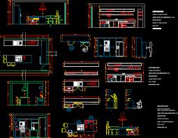 autocad kitchen design small kitchen plans layout custom home
