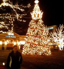 zona rosa tree lighting my photos and travels december 2012