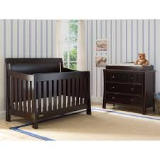 Convertible Crib Sets by Simmons Kids Maison 2 Piece Convertible Crib Set